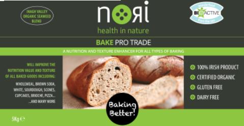 Nori Bake, zeewier voor in het door jouw gebakken brood