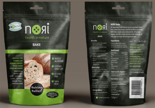 Nori Bake Retail