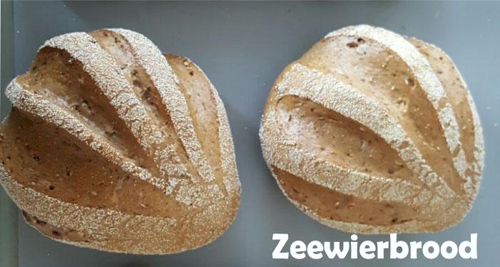 Heerlijk vers brood, rijk aan jodium vanuit zeewier
