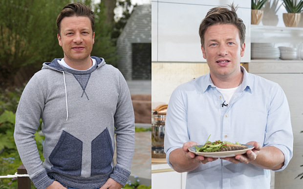 Jamie Oliver uses seaweed during diet
